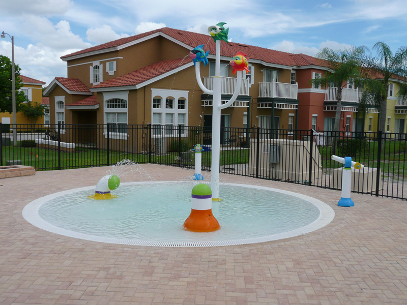 Lake Berkley Resort Kiddie Play Area