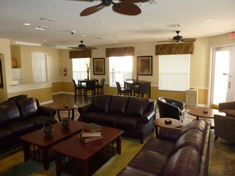 Lake Berkley Resort Clubhouse Lounge