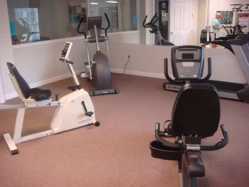 Lake Berkley Resort Clubhouse Fitness