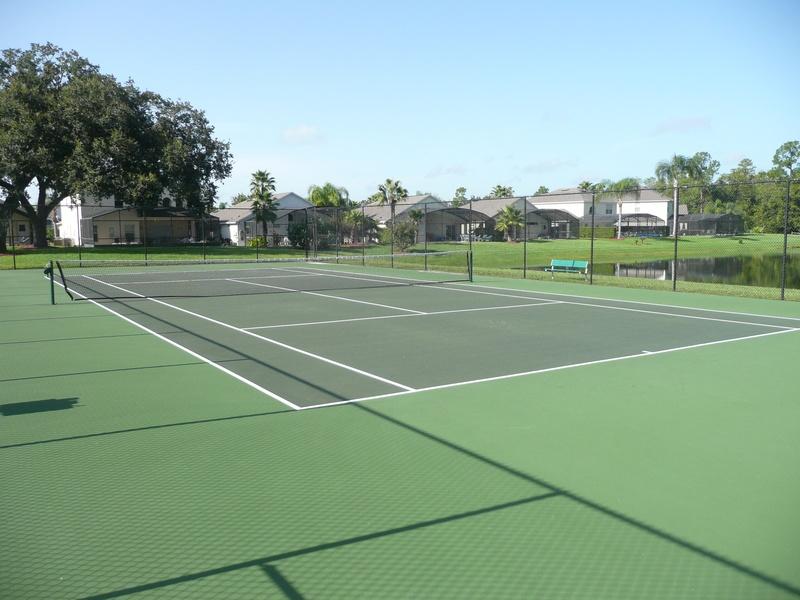 Lake Berkley Resort Tennis