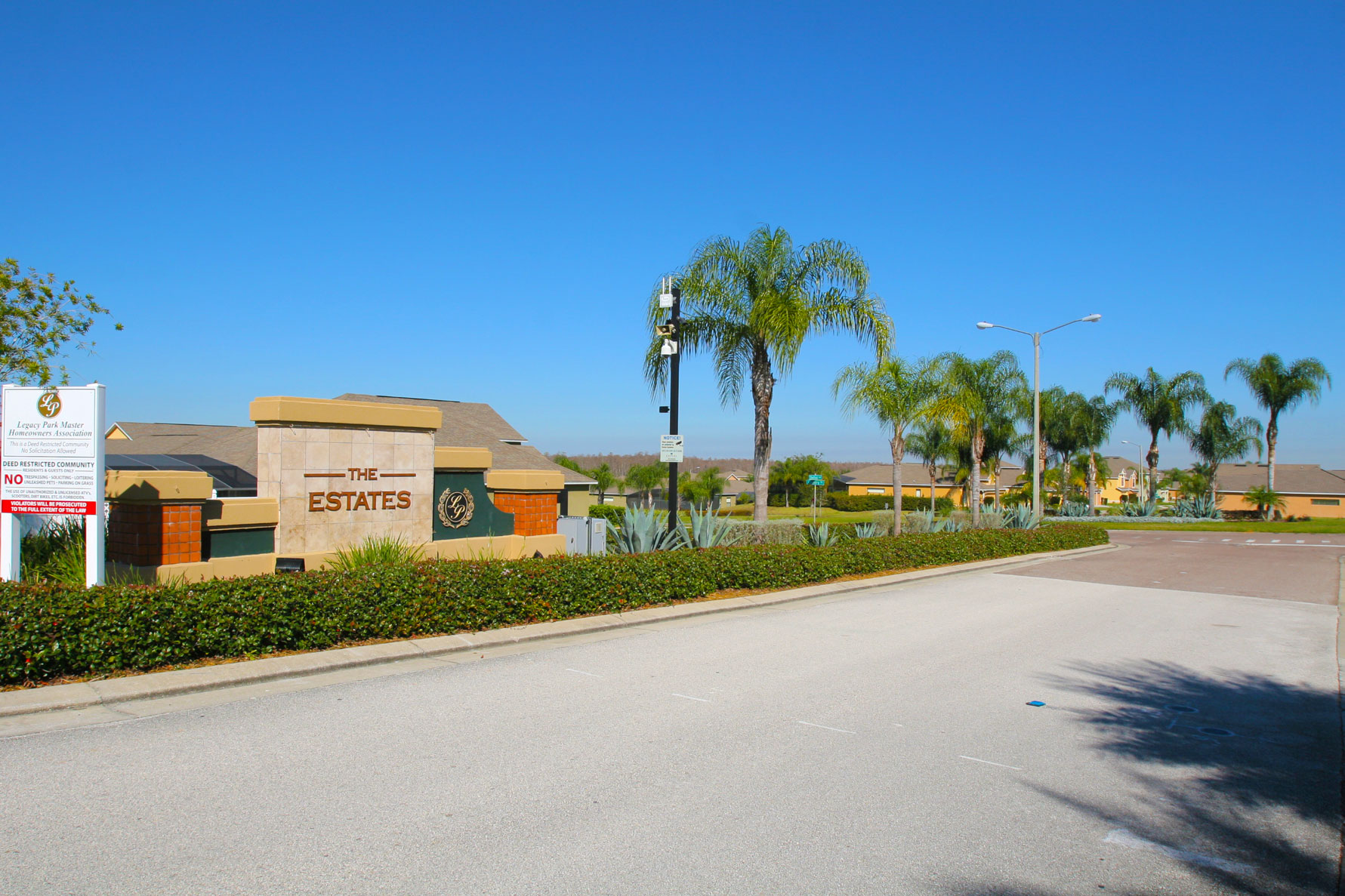 Legacy Park Estates, Davenport