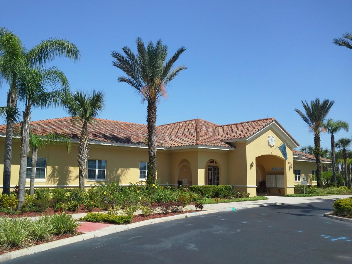 Oakwater Resort Clubhouse
