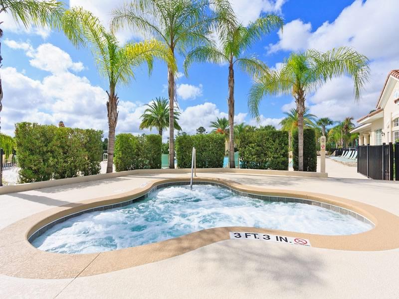 Oakwater Resort Jacuzzi