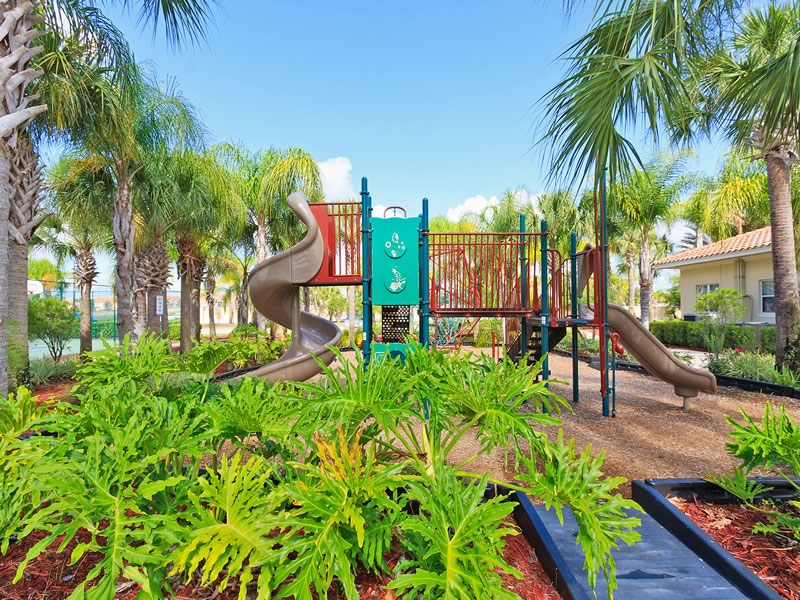 Oakwater Resort Childrens Play Area
