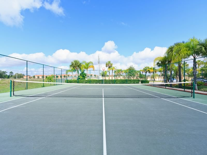 Oakwater Resort Tennis
