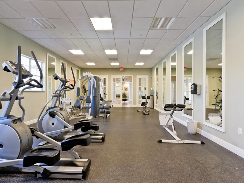Oakwater Resort Fitness
