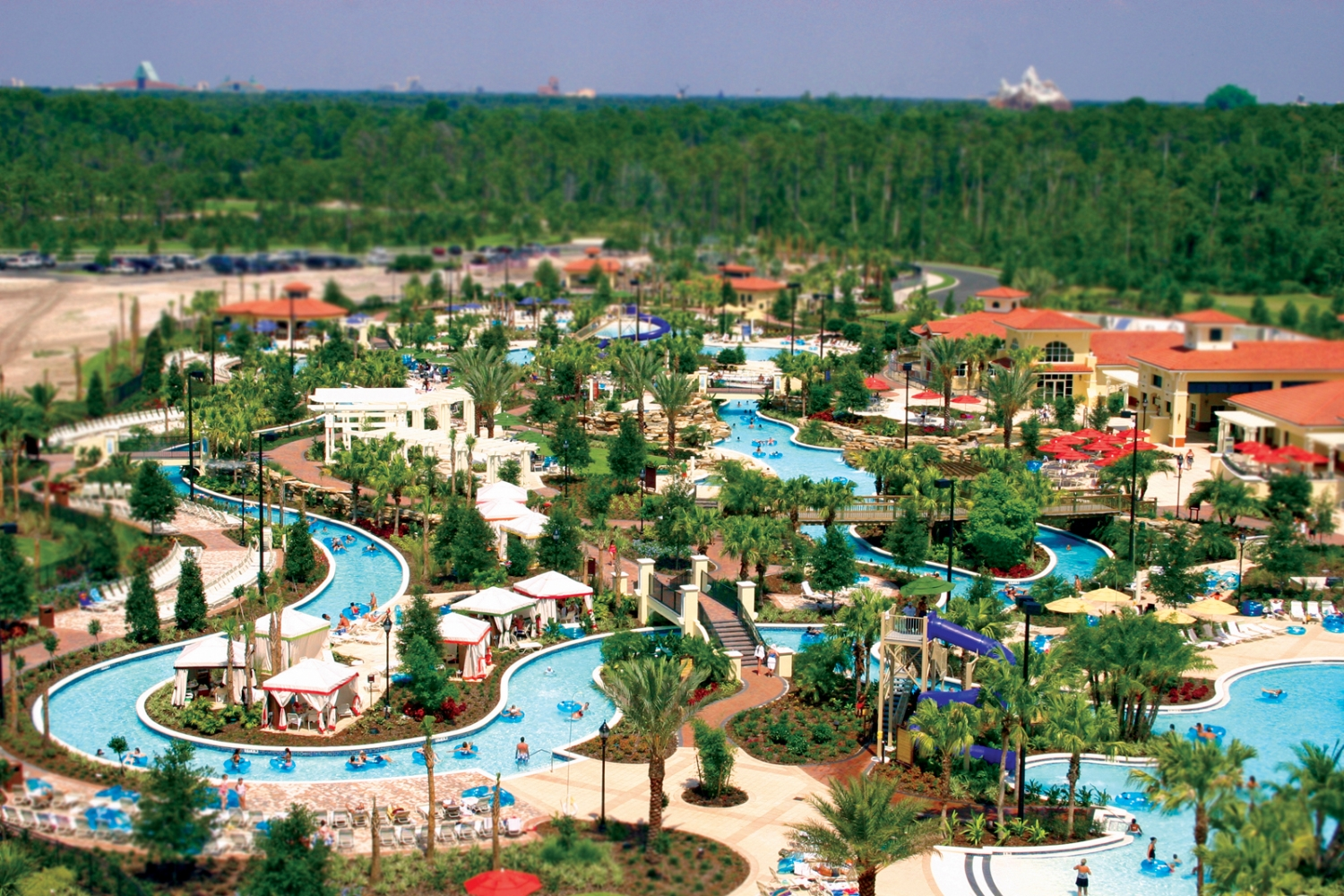 Orange Lake Resort Kissimmee Orlando Florida Usa