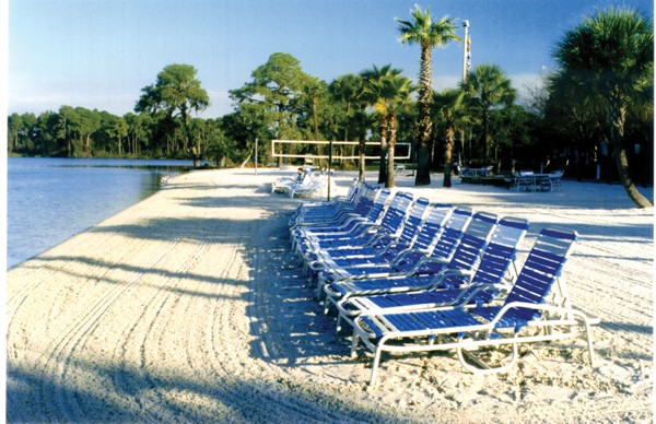 Orange Lake Resort Beach