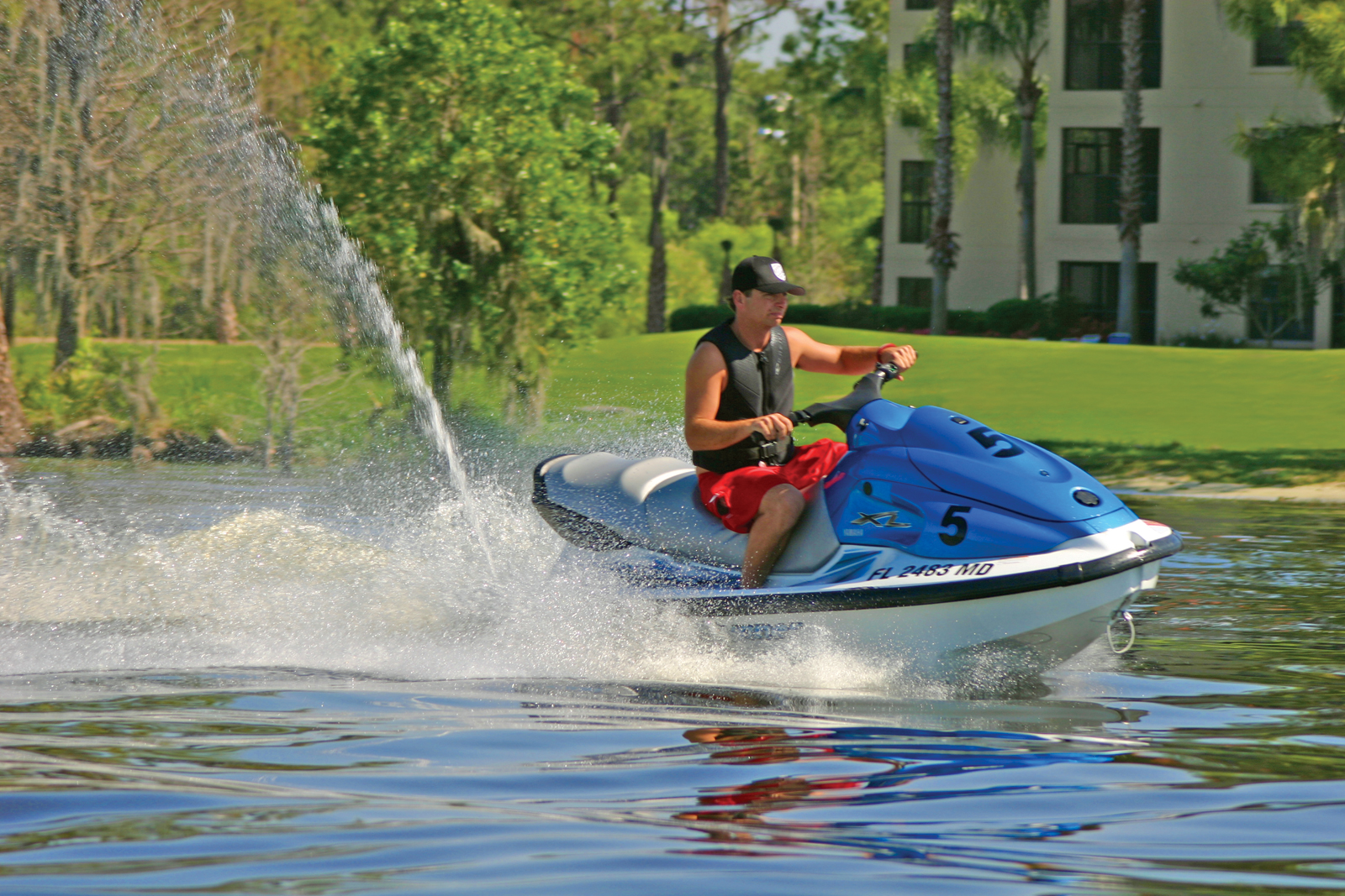 Orange Lake Resort Watersports