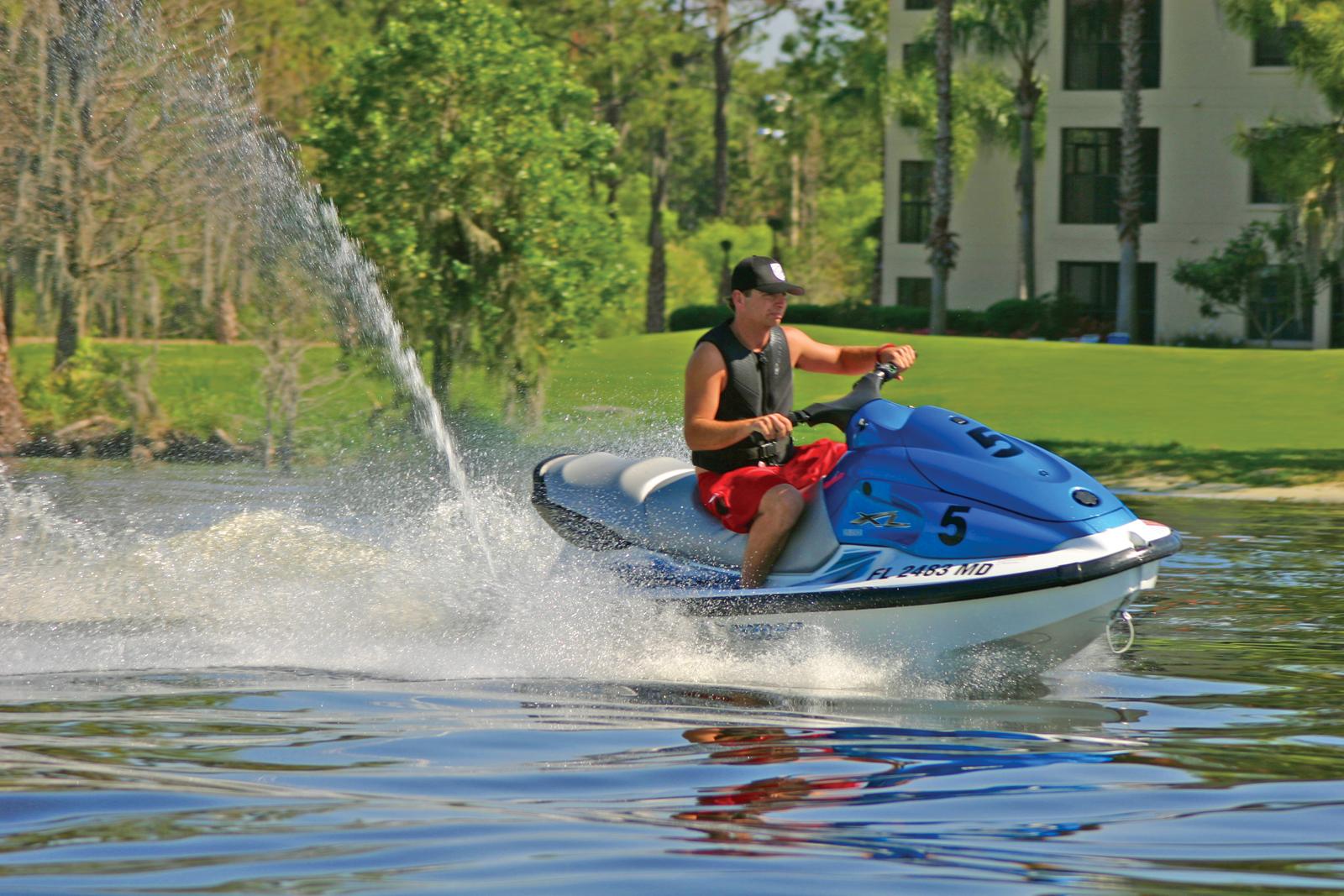 Orange Lake Resort Watersports