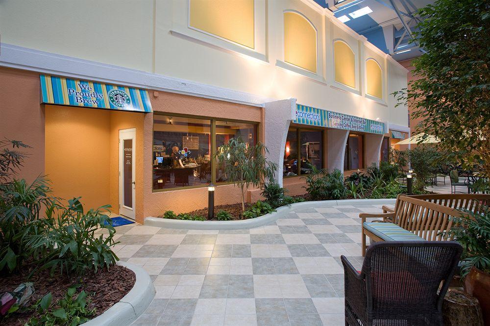 Orange Lake Resort Orlando Lobby