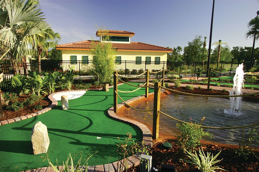 Orange Lake Resort Putting