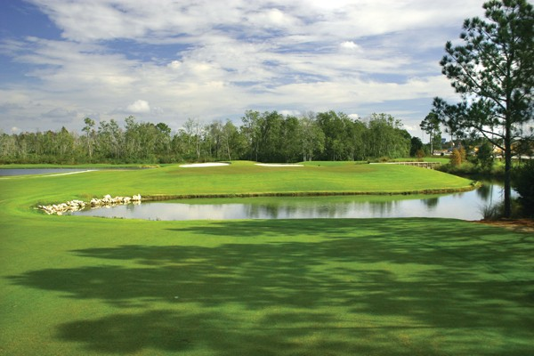 Orange Lake Resort Golfing