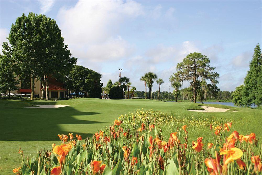Orange Lake Resort Golfing