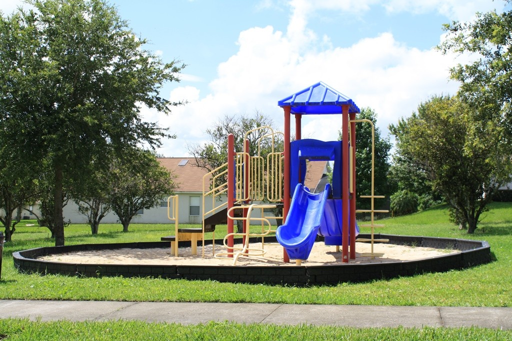 Orange Tree Children's Play Area
