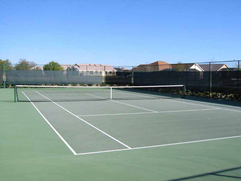 Orange Tree Tennis Court
