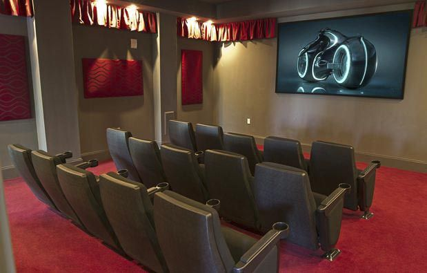 Palisades Resort Movie Theatre