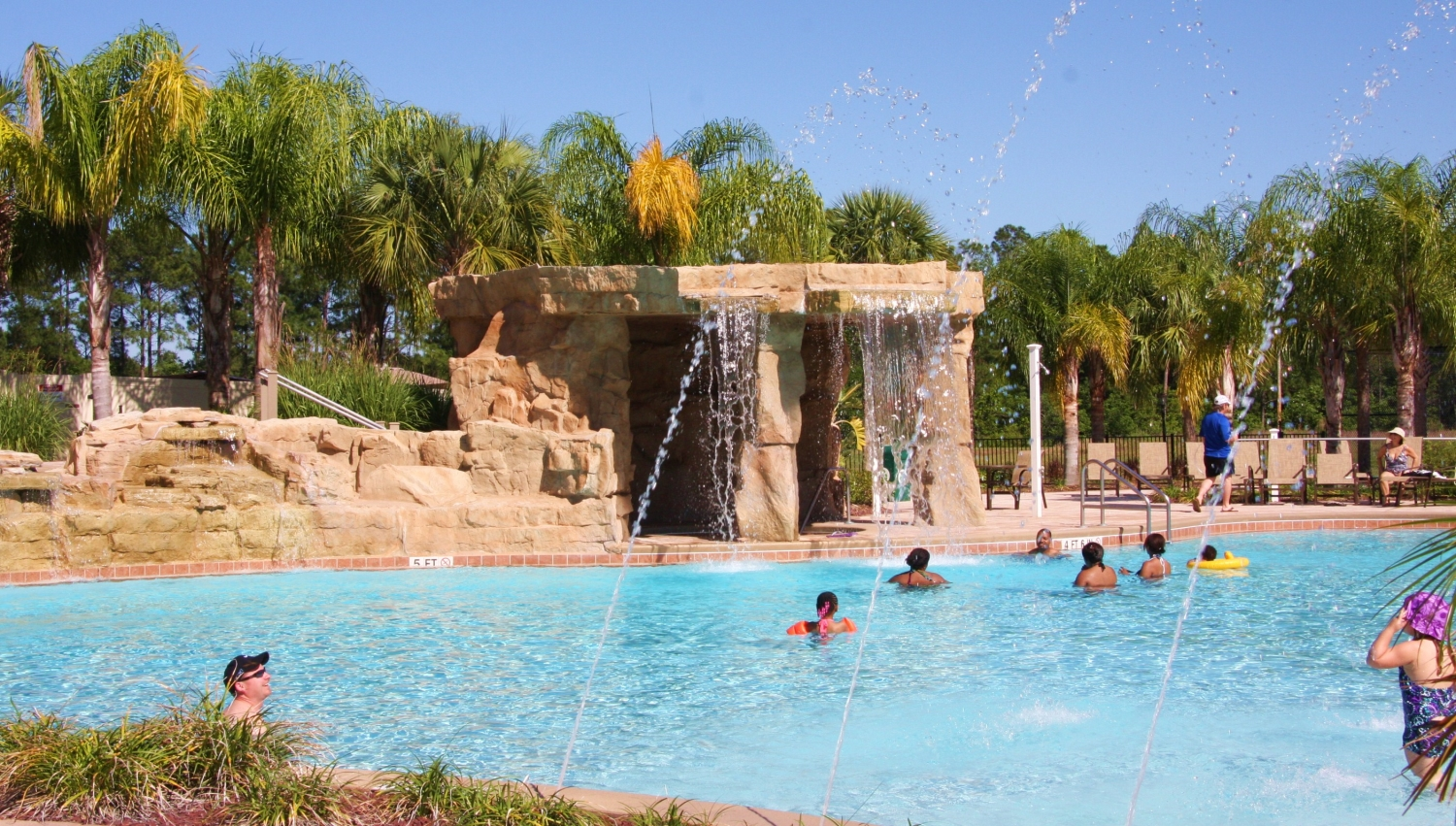 Paradise Palms Resort Kissimmee