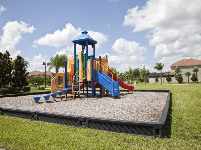 Paradise Palms Resort Play Area