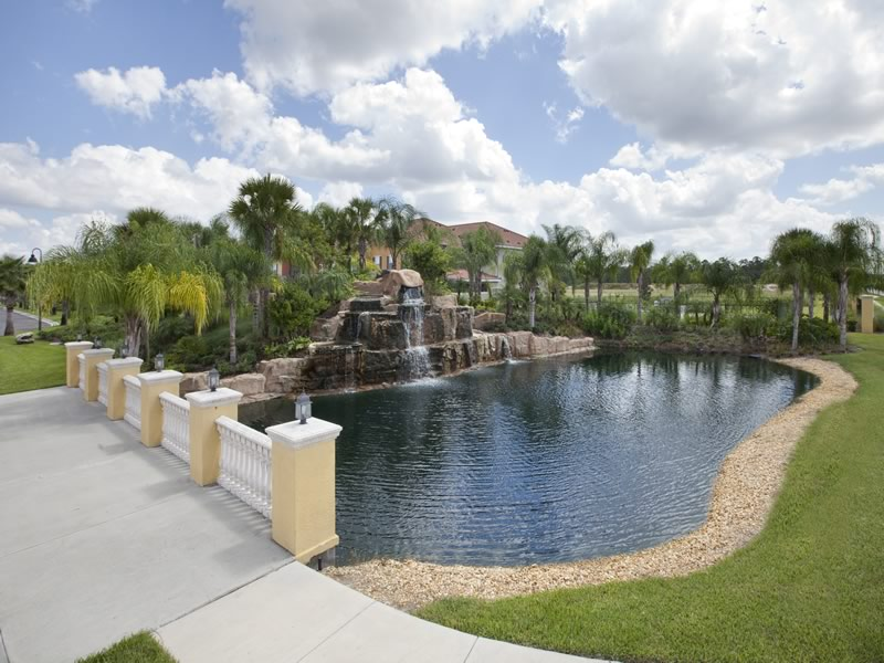 Paradise Palms Resort Scenic View