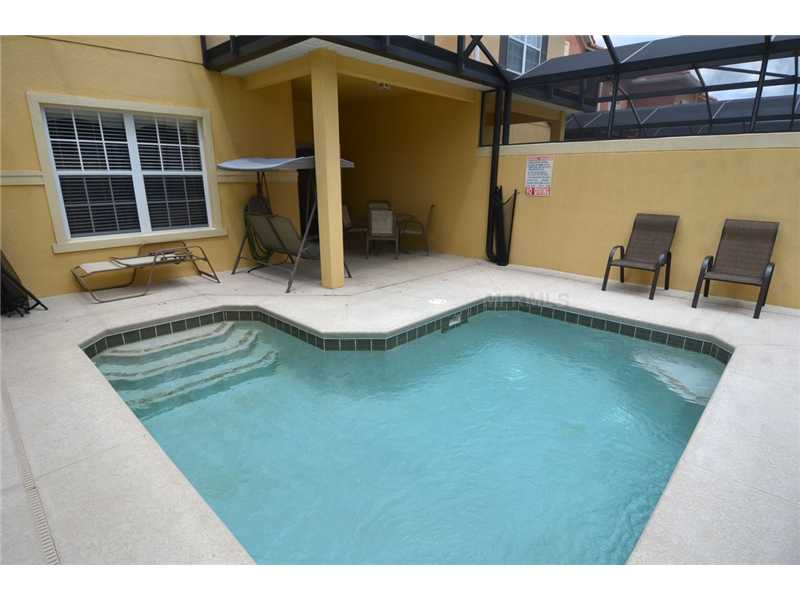 Paradise Palms Resort Townhouse Pool