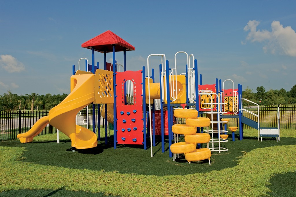 Providence Childrens Play Area