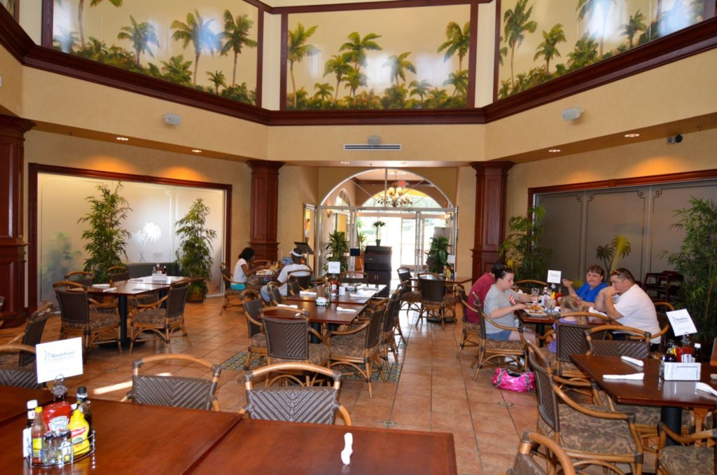 Regal Palms Resort Orlando Clubhouse Lounge