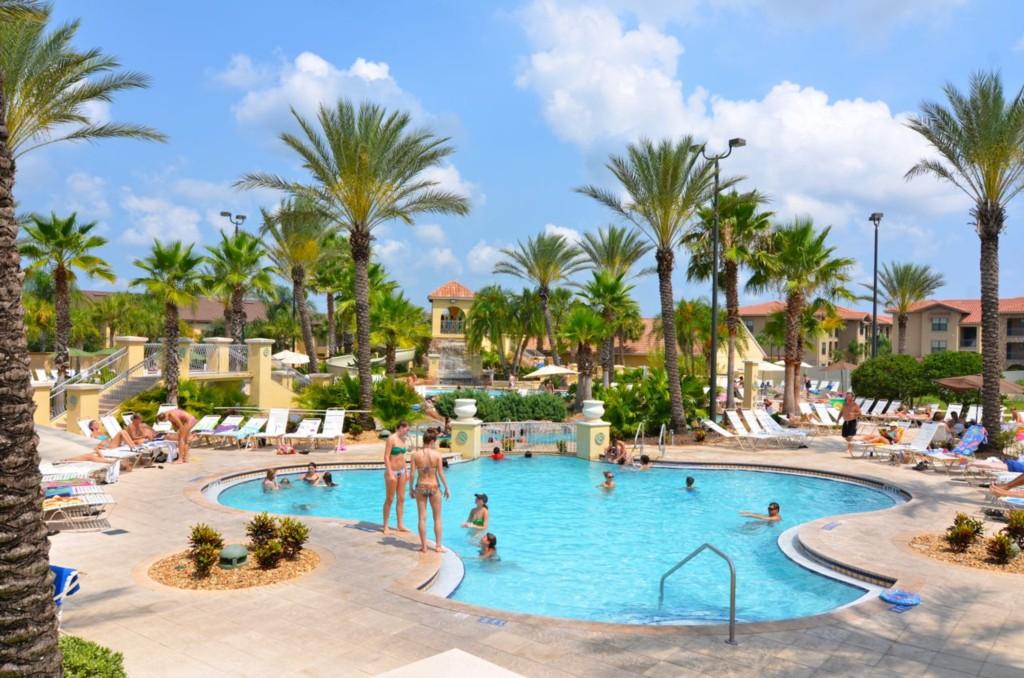 Regal Palms Resort Swimming Pavillion