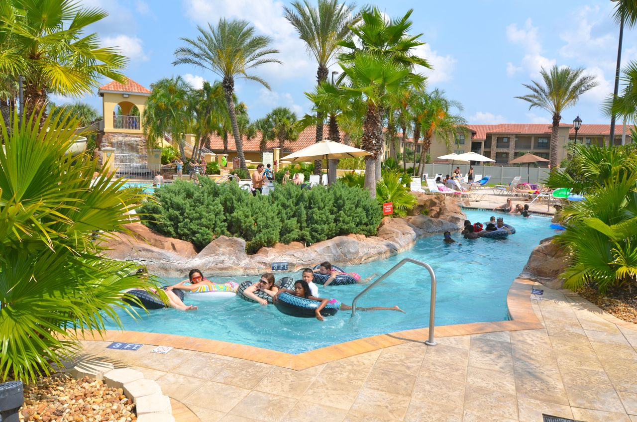 Regal Palms Resort Lazy River