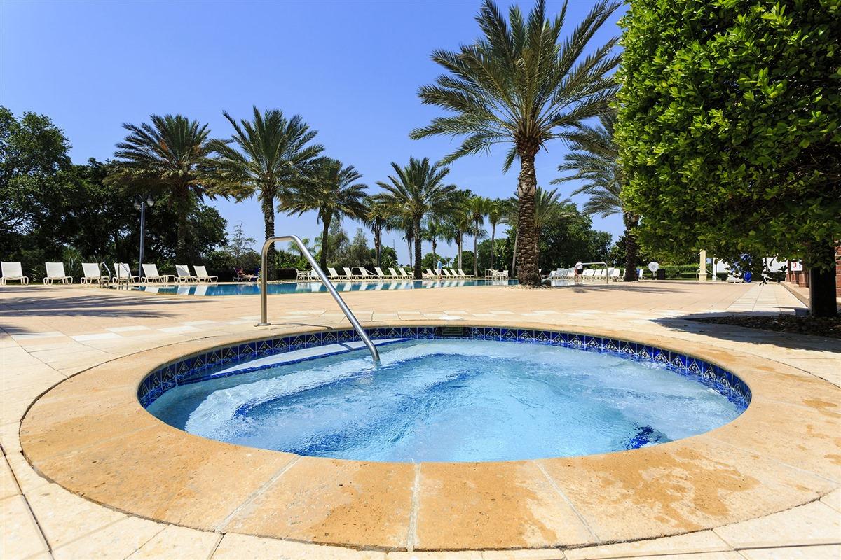 Seven Eagles Reunion Resort Jacuzzi Spa