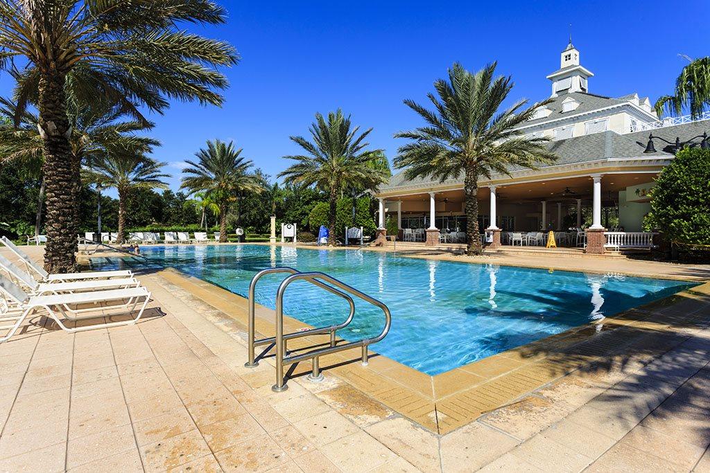 Seven Eagles Reunion Resort Pool