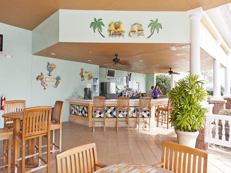 Seven Eagles Reunion Resort Bar