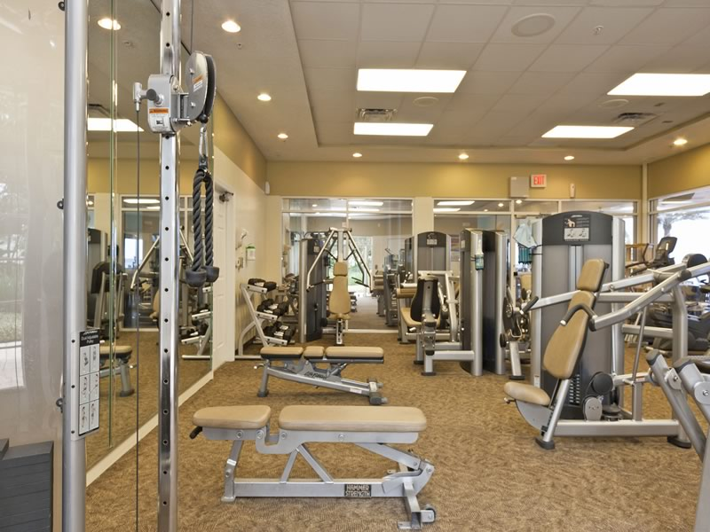 Seven Eagles Reunion Fitness Facility