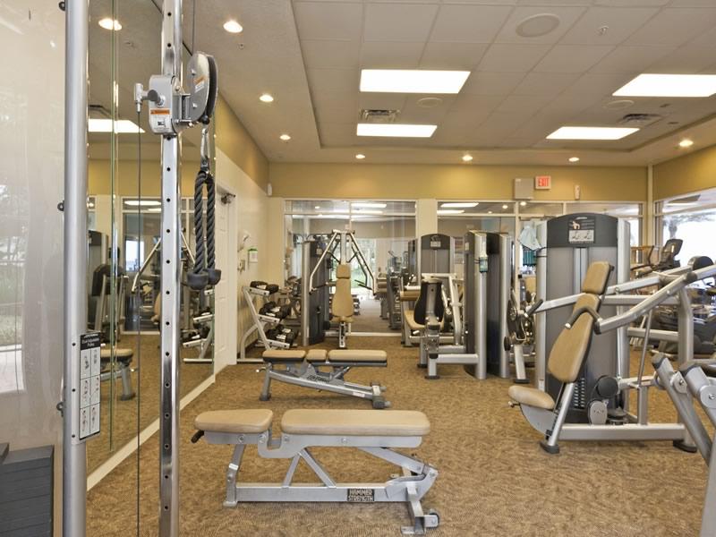 Seven Eagles Reunion Fitness Facility
