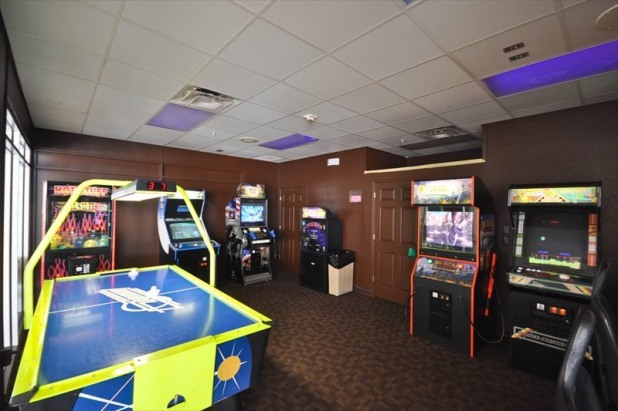 Seven Eagles Reunion Resort Games Room