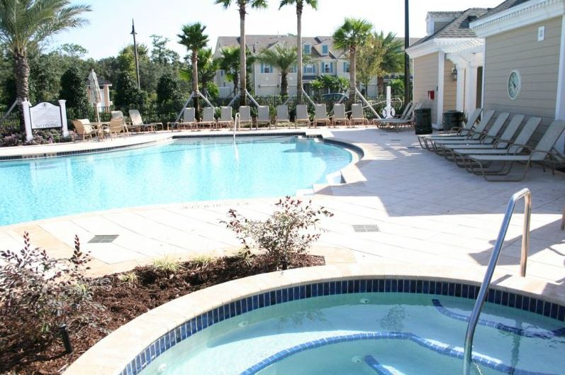 Carraige Pointe Pool at Reunion Resort