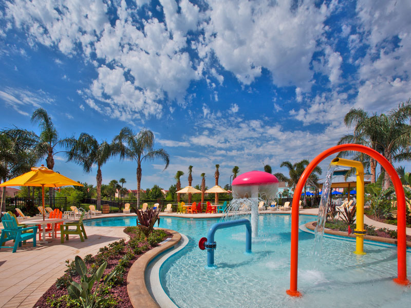 Runaway Beach Club Kissimmee Kiddie Pool