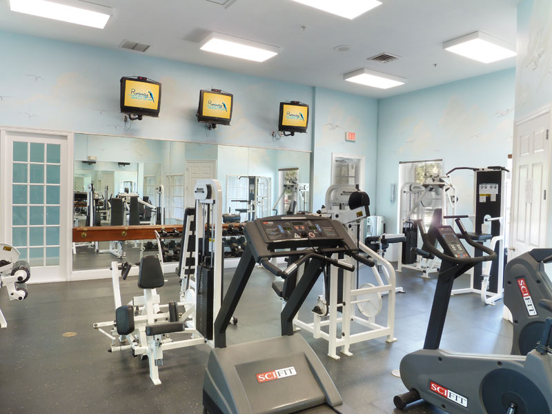 Runaway Beach Club Kissimmee Fitness