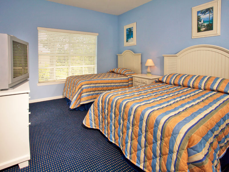 Runaway Beach Club Kissimmee 2nd Bedroom