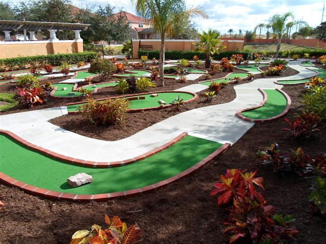 Solana Resort Putting Green