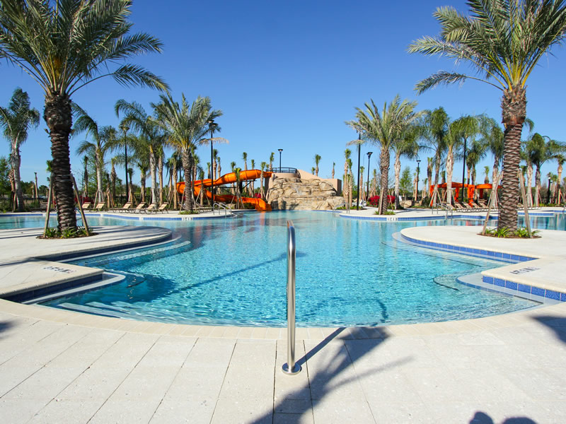 Solterra Resort Pool Area