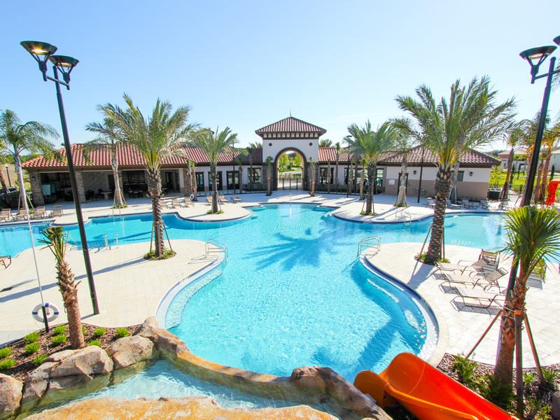 Solterra Resort Pool Area