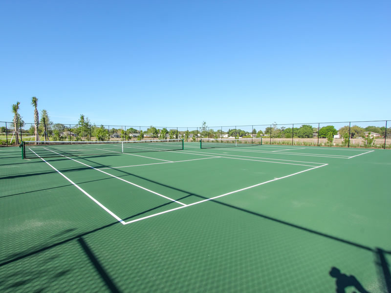 Solterra Resort Tennis