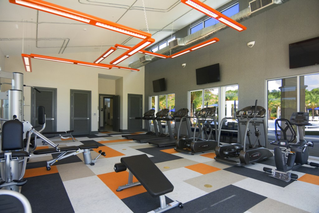 Sonoma Resort Fitness