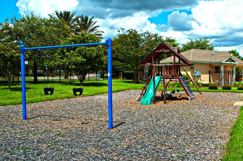 Sunrise Lakes Children's Play Area