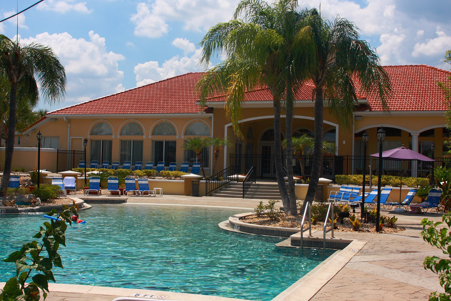Terra Verde Resort Clubhouse Pool