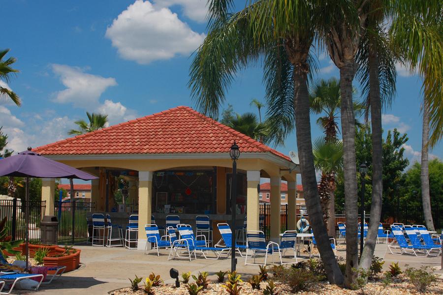 Terra Verde Resort Clubhouse Tiki Bar