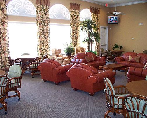 Terra Verde Resort Clubhouse