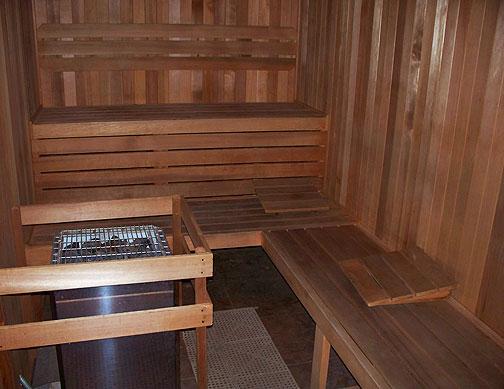 Terra Verde Resort Sauna