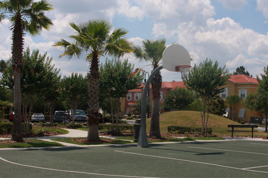 Terra Verde Resort Basketball Court